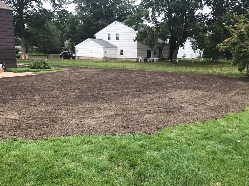After Removal in Northampton, PA | Robinson Landscape