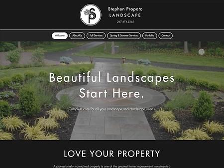 Stephen Propato Landscape