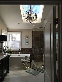 Warrington Master Bathroom Oasis