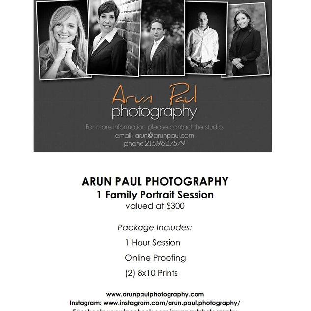 #18 - Family Portrait Session