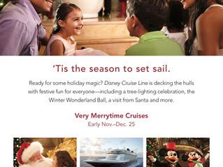 Tis' The Season To Set Sail