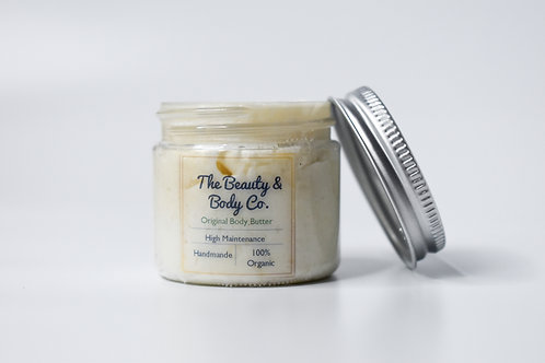 The Beauty and Body Co. OG Whipped Body Butter (2oz)