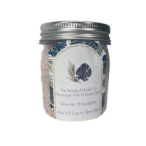 Beauty and Body Co. Lavender and Eucalyptus Bath Salt