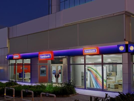 Eurobank merges with Grivalia, Fairfax takes control of new company