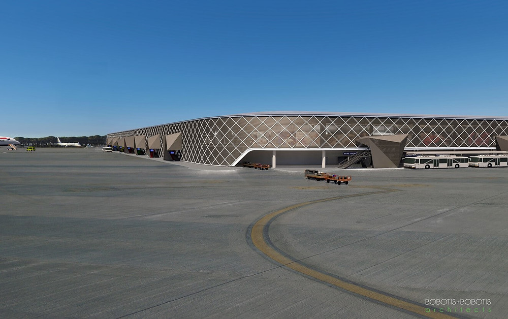 Thessaloniki airport in for 100 mln euro makeover