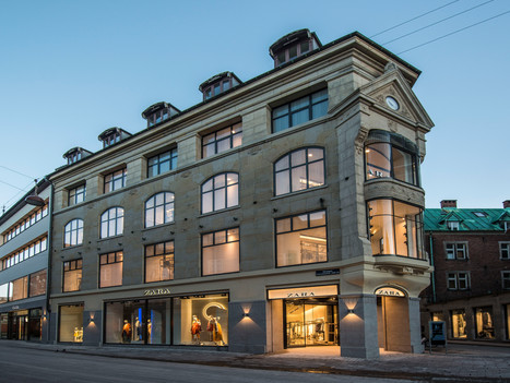 Zara to open megastore in Athens