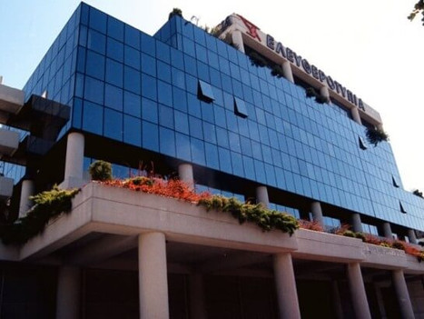 Former Athens newspaper building sold for 10.8 mln euros