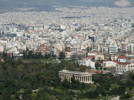 Athens real estate prospects good but well below EU average