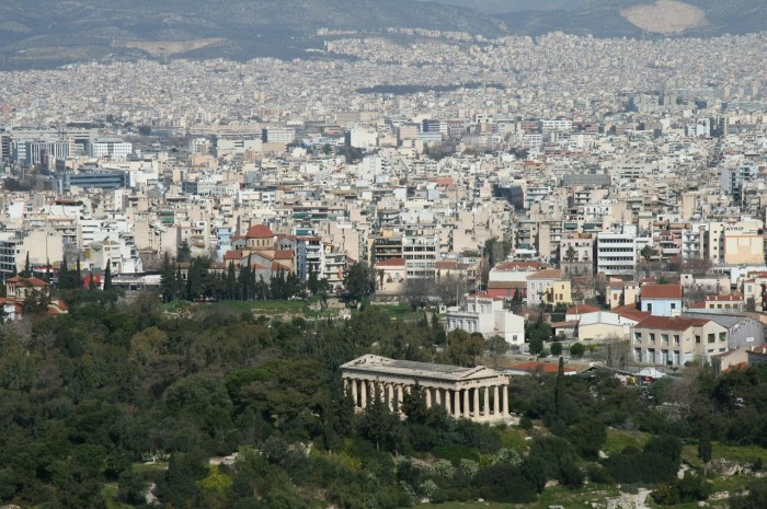 Athens real estate prospects good but below EU average