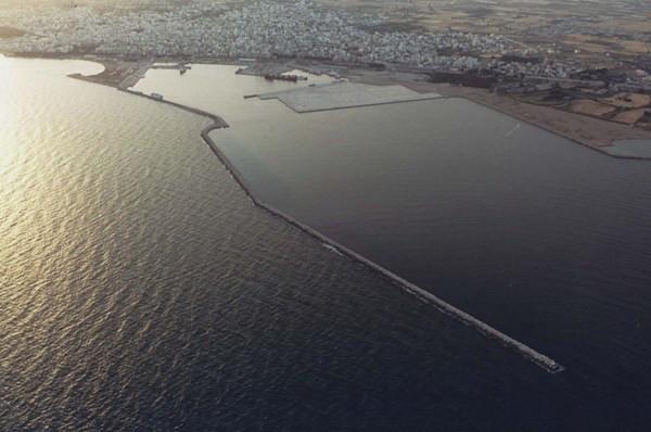 Alexandroupoli port plans