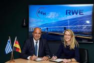 On energy landscape, German giant RWE enters Greek market