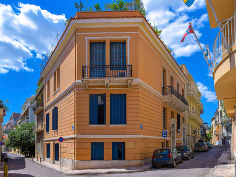 ICI walks away from Athens property deal with 210K profit in hand