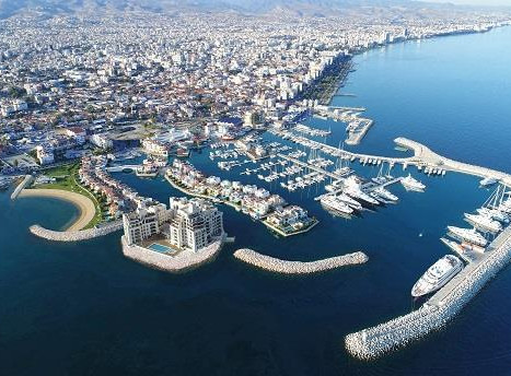 Limassol marina completed, draws 275 superyachts
