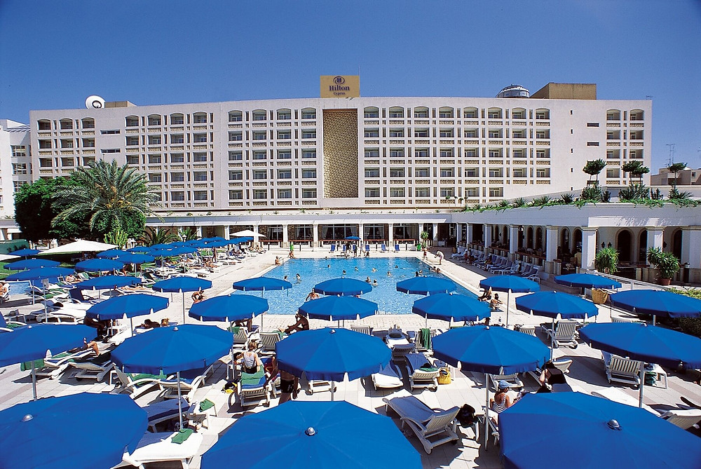 Solid interest for sale of Cyprus Hilton hotel