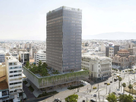 Plans for Piraeus Tower get the nod in property boost for port area