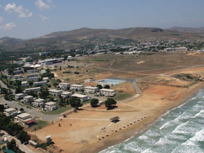 Former US military base on Crete draws four bids in key privatization