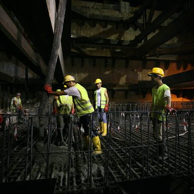 Tunnels dug in major move for Thessaloniki metro