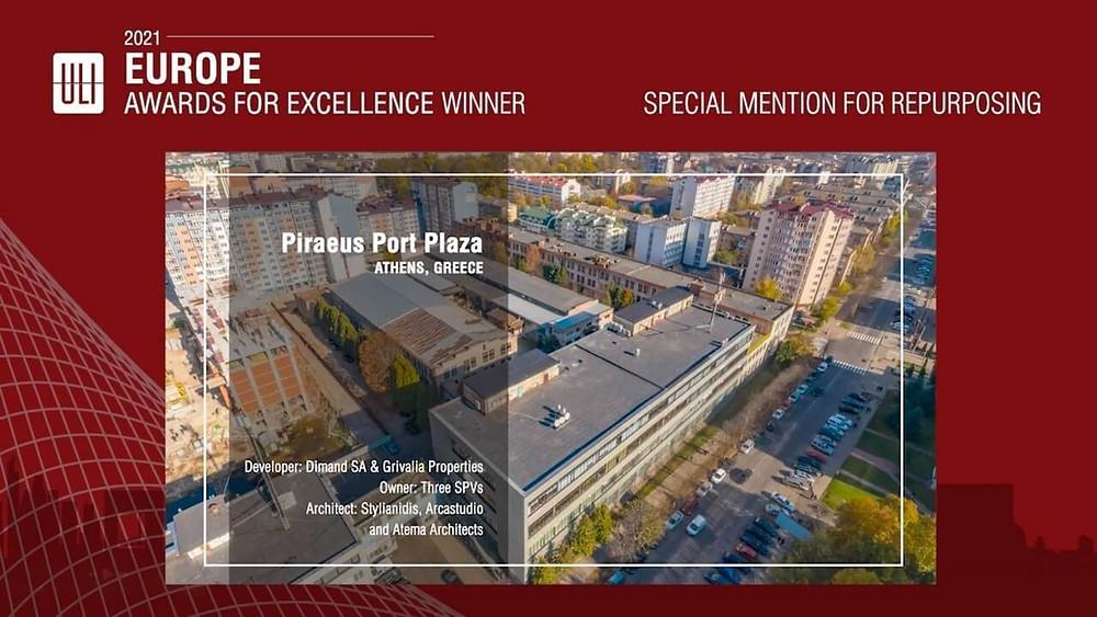Piraeus Port Plaza, Athens, Greece