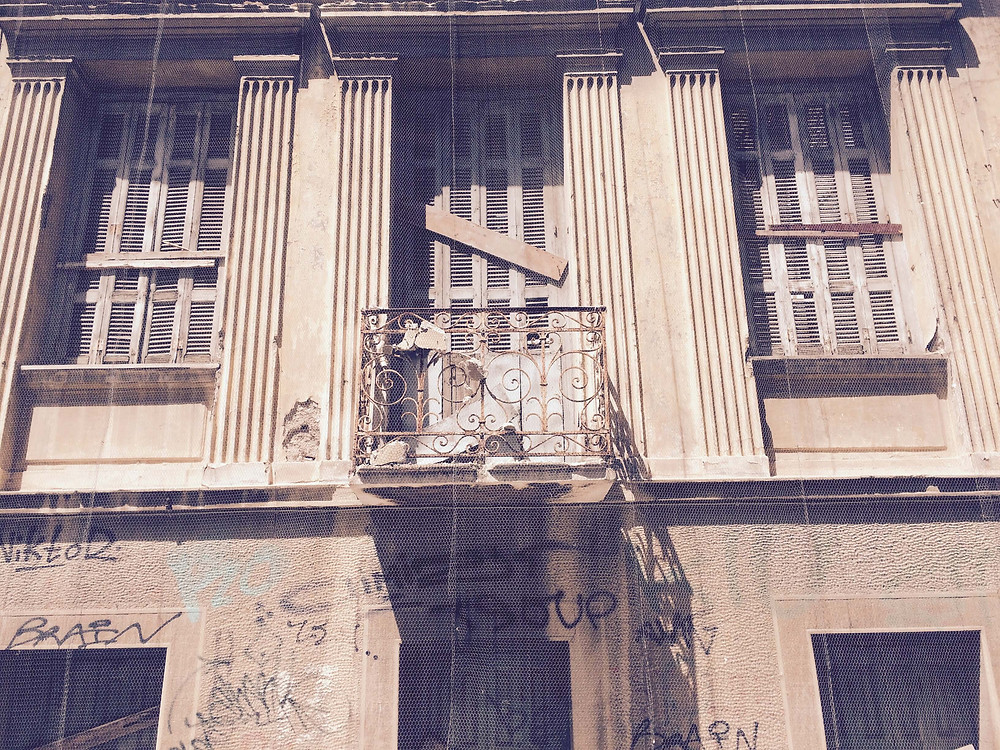 Discussion starts on saving abandoned Athens buildings