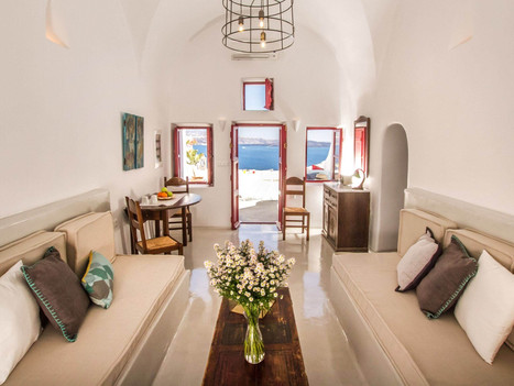 Greece Airbnb-Santorini, Chania rank on Airbnb 10 most wish listed homes globally