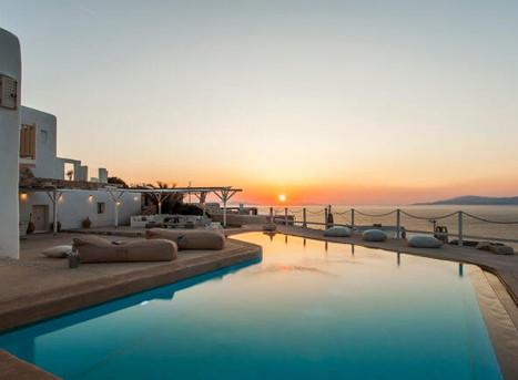 What does 1 million euros buy you in Mykonos?