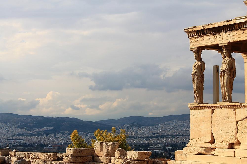 Athens hotel revenues