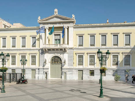 Learn about Athens' buildings, architectural heritage with MONUMENTA