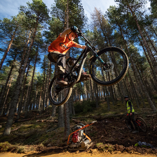 MOUNTAIN BIKE TRAILS