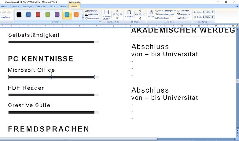 Screenshot_bewerbungsvorlage_word_Balken