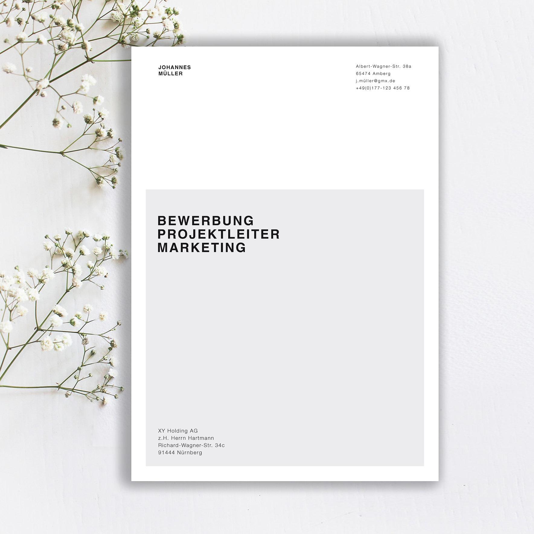 Fantastisch Stile Von Bewerbungen Kreativ Ideen - Beispiel Business ...