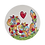 Thumbnail: Rainbow Palz Cats Serving Plate