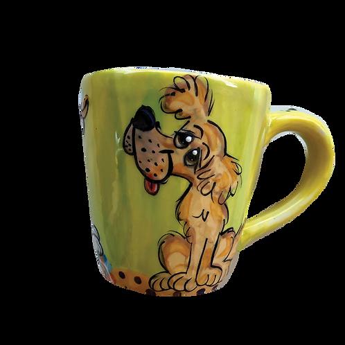 Doodle and Poodle Mug
