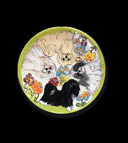 Shih Tzu Platter