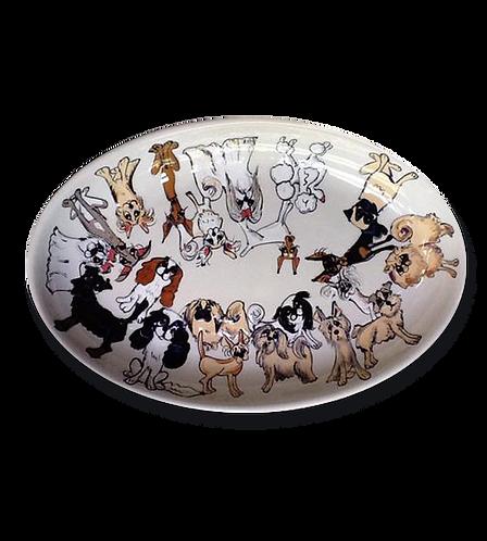 Best of Show Oval Platter
