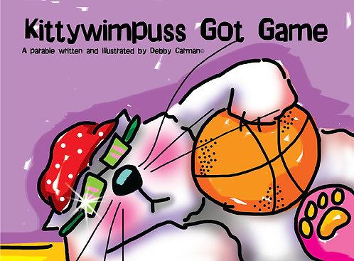Kittywimpuss Got Game©