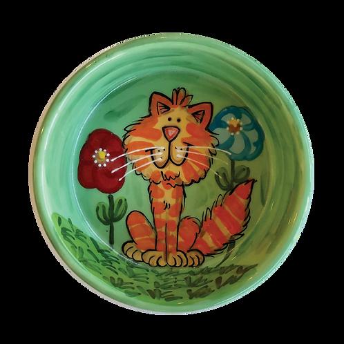 Tabby bowl