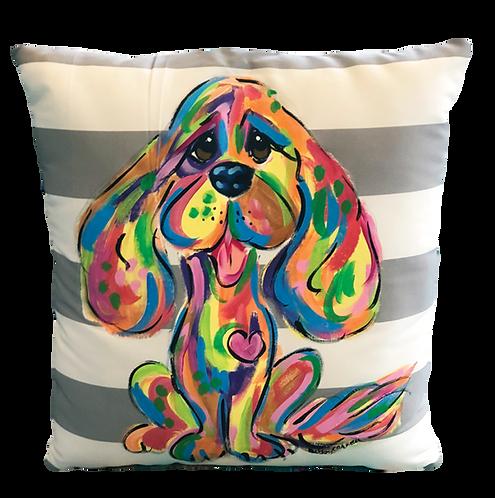 Hound Pillow