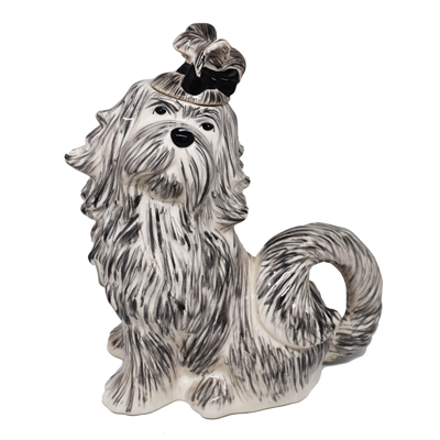 Shih Tzu Tea pot