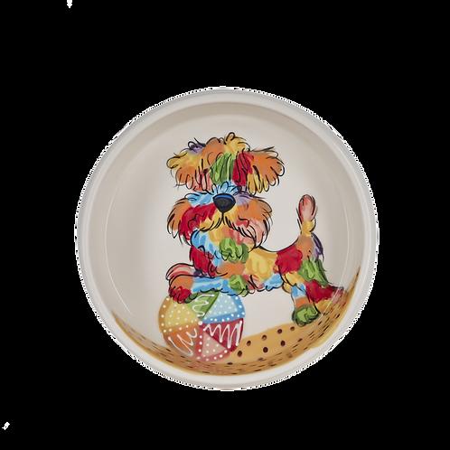 Wheaten Rainbow Palz Bowl