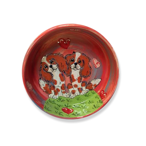 King Charles Cavalier Bowl