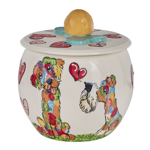 Rainbow Palz Traditional Treat Jar
