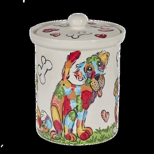 Rainbow Palz Contemporary Treat Jar