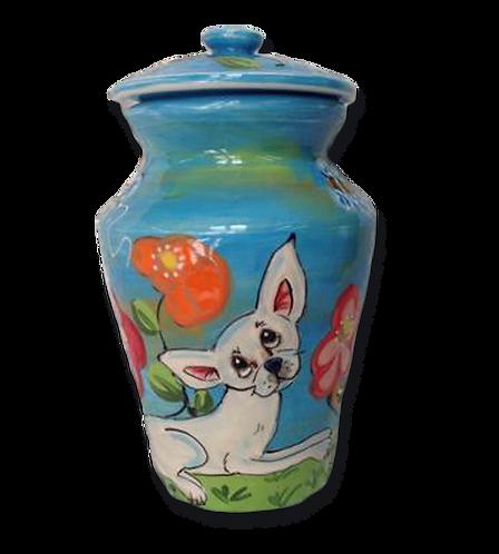 Chihuahua Urn