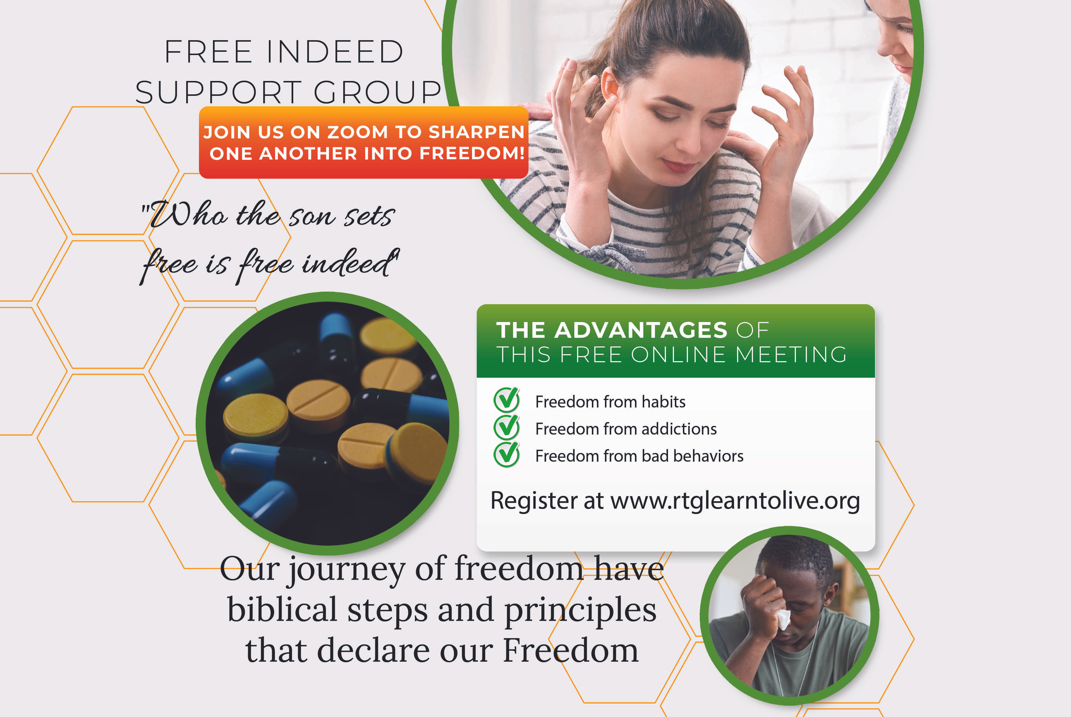Free Indeed Support Group