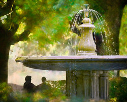 Fountain Talk
