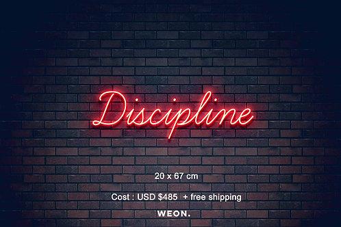 Custom Neon Sign ( Alicia Simon )