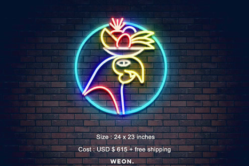 Custom Neon Sign ( Daniel Cordero )