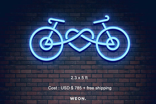 Custom Neon Sign ( Rachel Goering )