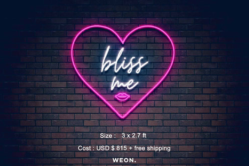 Custom Neon Sign ( Susy from BB  )