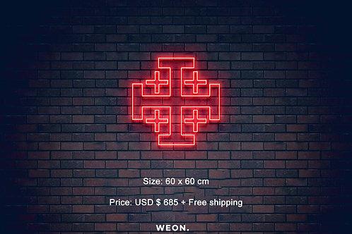 Custom Neon Sign ( Cornelius Hayes  )